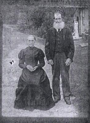 Matilda & William McBride