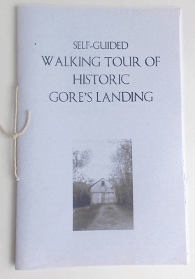 Gore's Landing Walking Tour