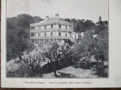 The White House, Gores Landing
