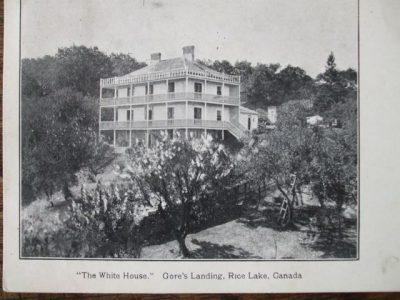 The White House, Gores Landing