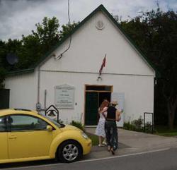 Gore's Landing Community Hall