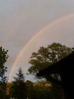 A June Rainbow