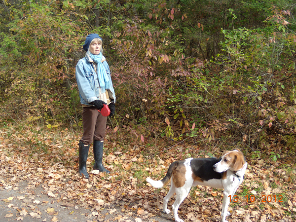 Jane & Jack the Walker Hound